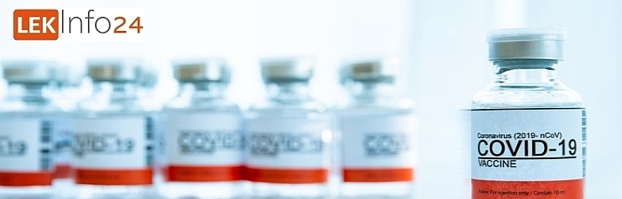 COVID-19 Szczepionka Pfizer Comirnaty odstępy między dawkami